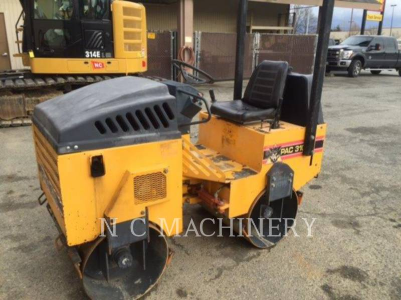 STONE CONSTRUCTION COMPACTOARE WOLFPAC 3100 equipment  photo 1