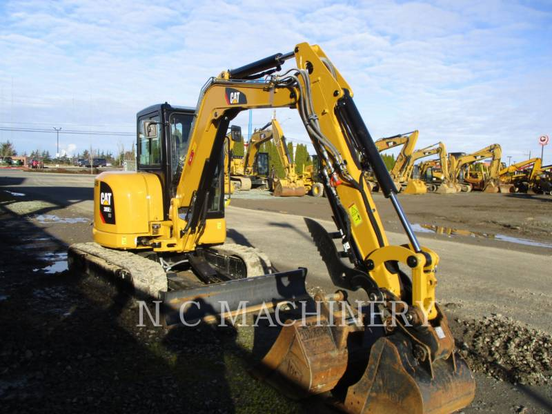 CATERPILLAR TRACK EXCAVATORS 305E2 CRCB equipment  photo 7
