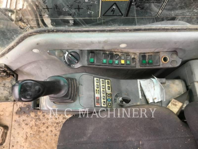 VOLVO CONSTRUCTION EQUIPMENT ESCAVATORI CINGOLATI EC140BLC equipment  photo 13