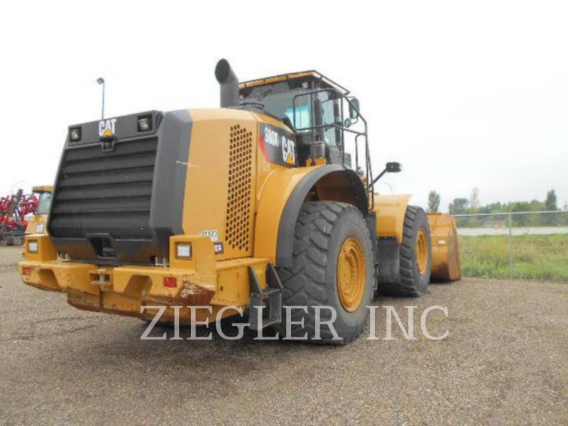 CATERPILLAR WHEEL LOADERS/INTEGRATED TOOLCARRIERS 980K12T equipment  photo 4