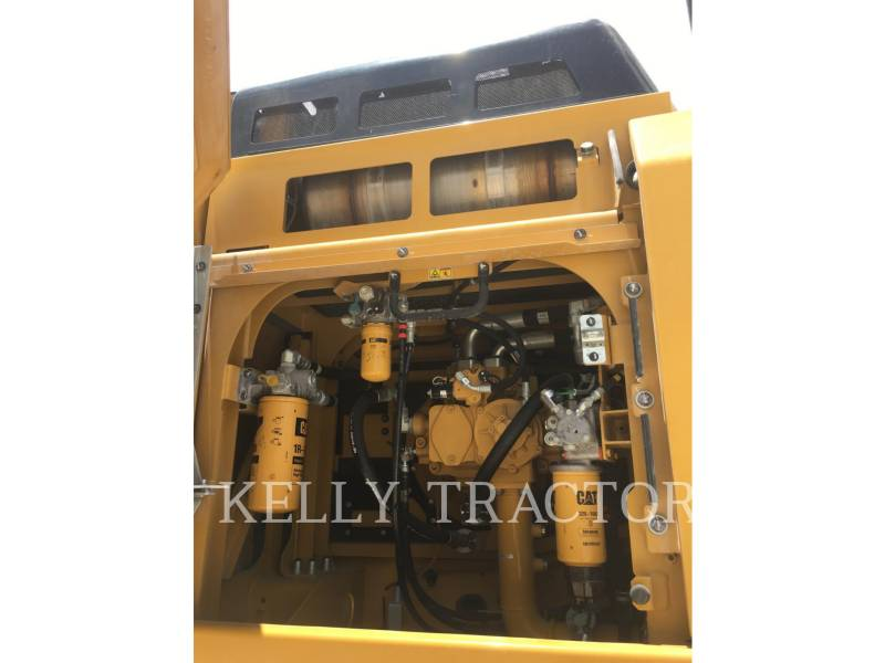 CATERPILLAR KETTEN-HYDRAULIKBAGGER 349FL equipment  photo 10