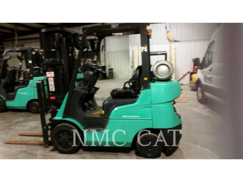 MITSUBISHI FORKLIFTS FORKLIFTS FGC25N_MT equipment  photo 4