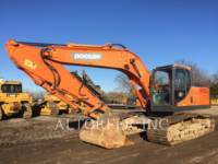 Equipment photo DOOSAN INFRACORE AMERICA CORP. DX225LC-3 ГУСЕНИЧНЫЙ ЭКСКАВАТОР 1