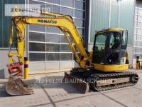 Equipment photo KOMATSU LTD. PC80MR-3 トラック油圧ショベル 1