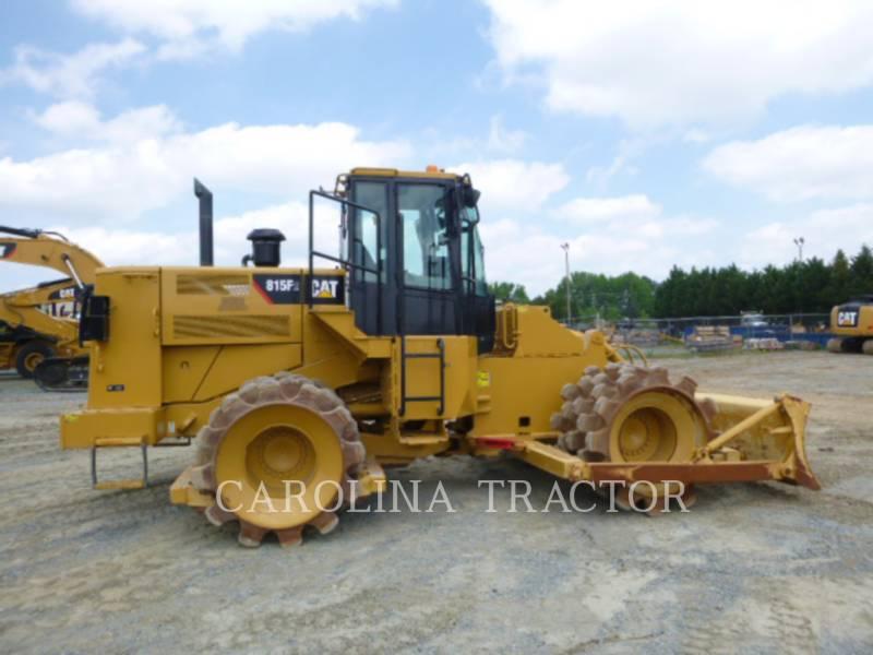 Caterpillar COMPACTOARE 815F2 equipment  photo 5