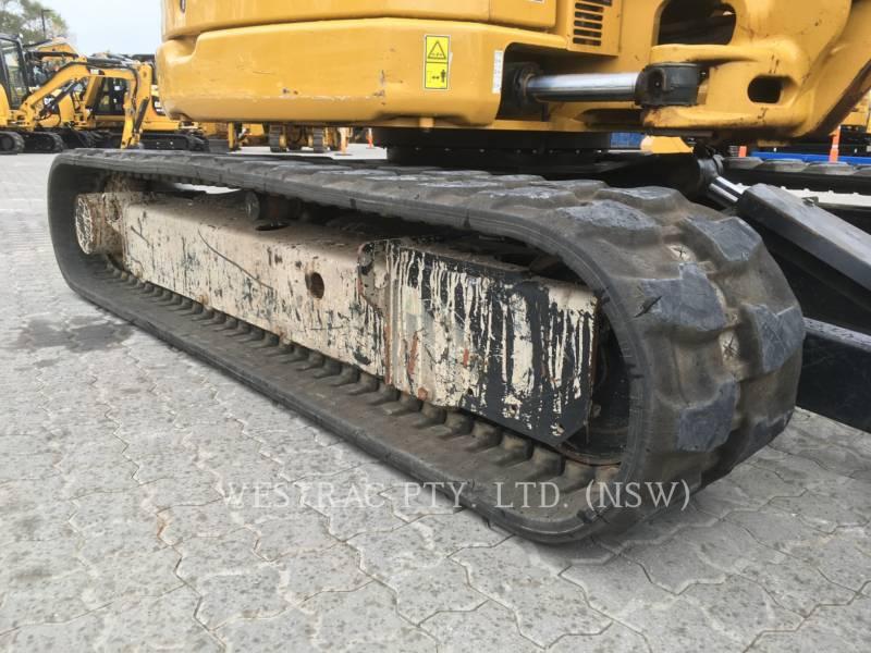 CATERPILLAR TRACK EXCAVATORS 305E2CR equipment  photo 9