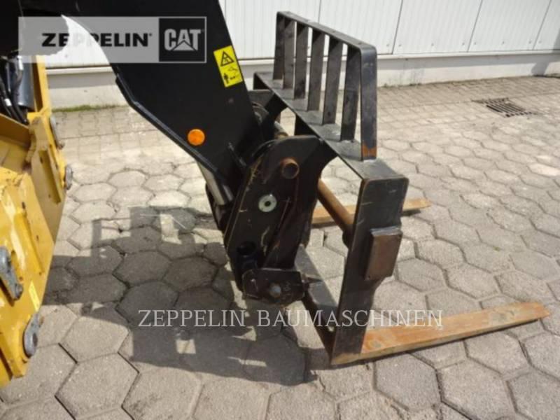 CATERPILLAR TELEHANDLER TH414C equipment  photo 10