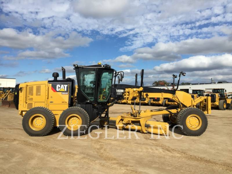 CATERPILLAR MOTORGRADER 140M2AWD equipment  photo 7