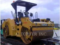 Equipment photo CATERPILLAR CB54XW ROLO COMPACTADOR DE ASFALTO DUPLO TANDEM 1