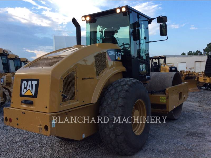 CATERPILLAR COMPACTADORES DE SUELOS CS66B equipment  photo 4