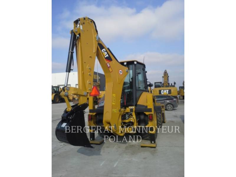CATERPILLAR BACKHOE LOADERS 427F2 equipment  photo 4
