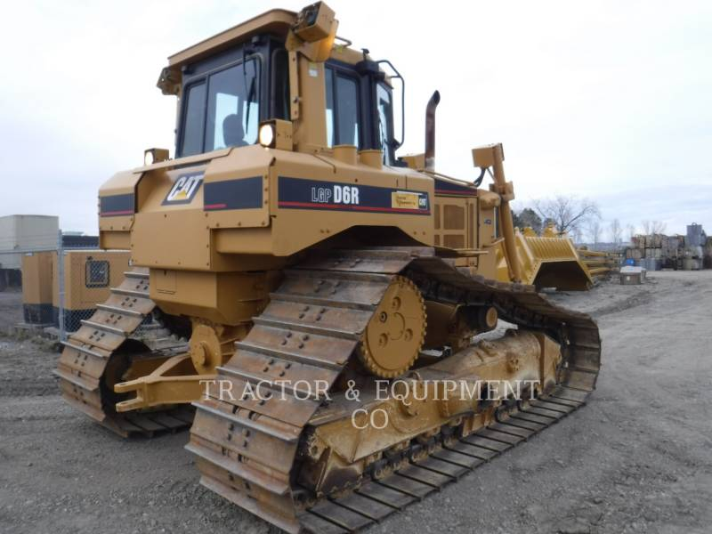 CATERPILLAR ブルドーザ D6RIIILGP equipment  photo 4