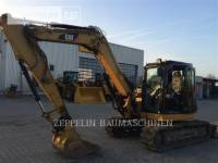 CATERPILLAR TRACK EXCAVATORS 308DCR equipment  photo 1