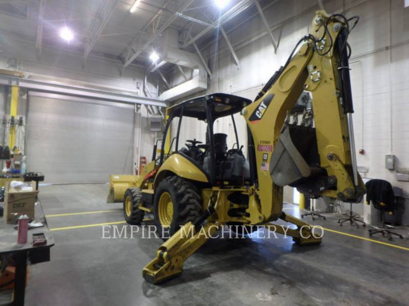 CATERPILLAR BACKHOE LOADERS 420F 4EO equipment  photo 3