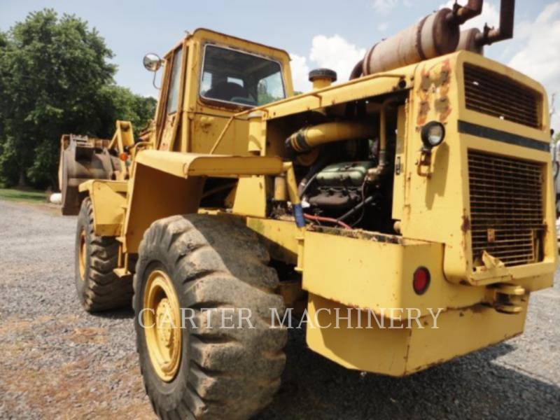 MASSEY HARRIS WHEEL LOADERS/INTEGRATED TOOLCARRIERS MF66 equipment  photo 3