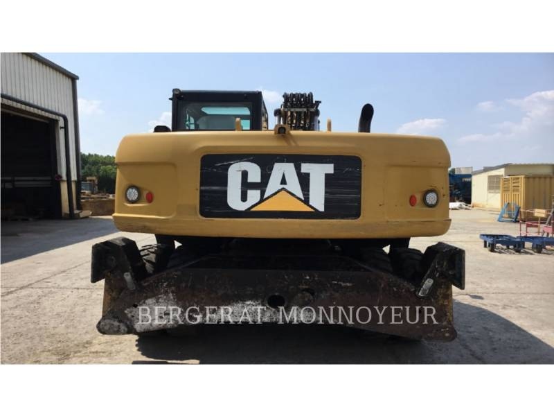 CATERPILLAR ESCAVATORI GOMMATI M316D equipment  photo 5