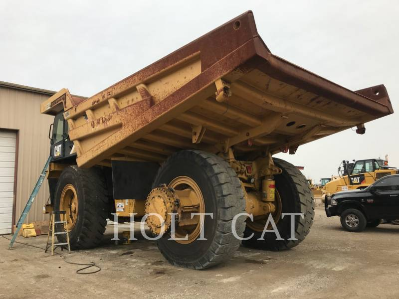 CATERPILLAR MINING OFF HIGHWAY TRUCK 777F equipment  photo 3