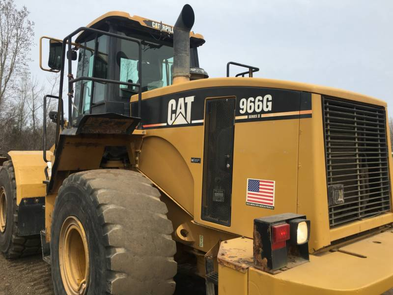 CATERPILLAR WHEEL LOADERS/INTEGRATED TOOLCARRIERS 966GII equipment  photo 6