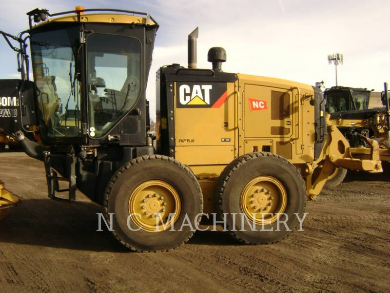 CATERPILLAR RÓWNIARKI SAMOBIEŻNE 140M2 AWD equipment  photo 9