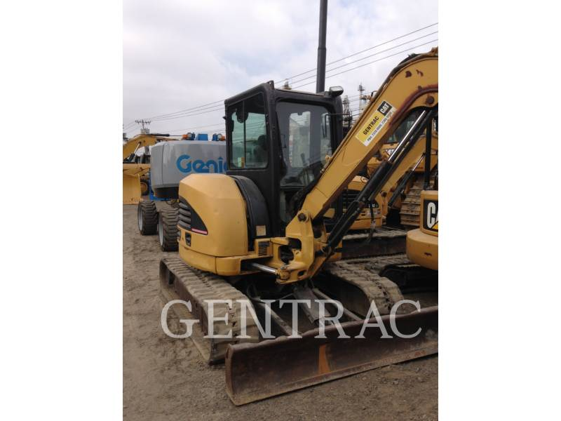 CATERPILLAR TRACK EXCAVATORS 304CCR equipment  photo 1