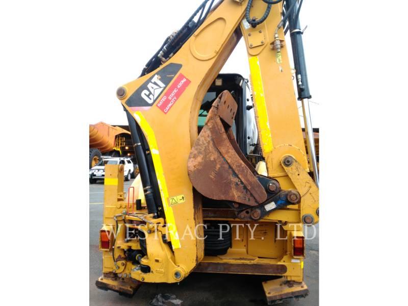 CATERPILLAR BACKHOE LOADERS 432E equipment  photo 7