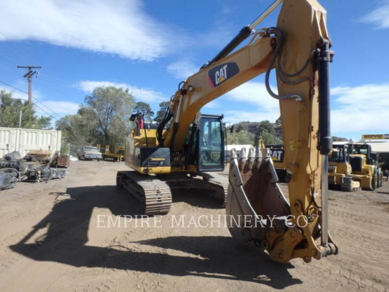CATERPILLAR EXCAVADORAS DE CADENAS 320E LRR P equipment  photo 1