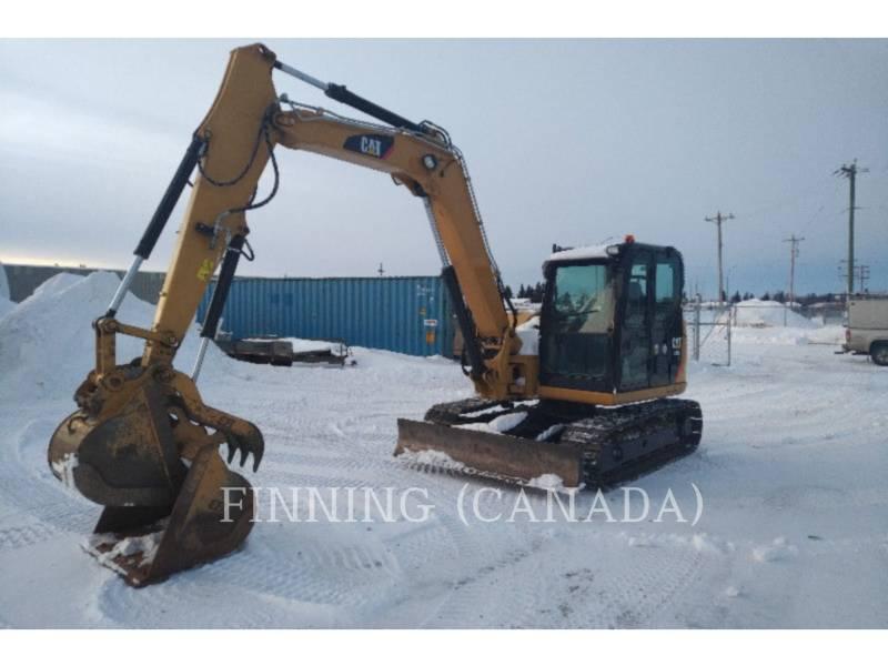CATERPILLAR トラック油圧ショベル 308E2 equipment  photo 1