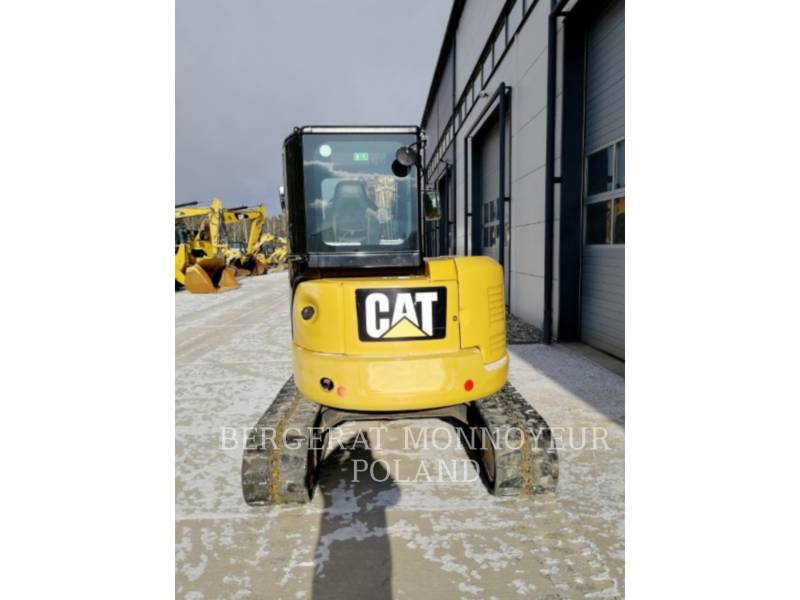 CATERPILLAR TRACK EXCAVATORS 305E CR equipment  photo 8