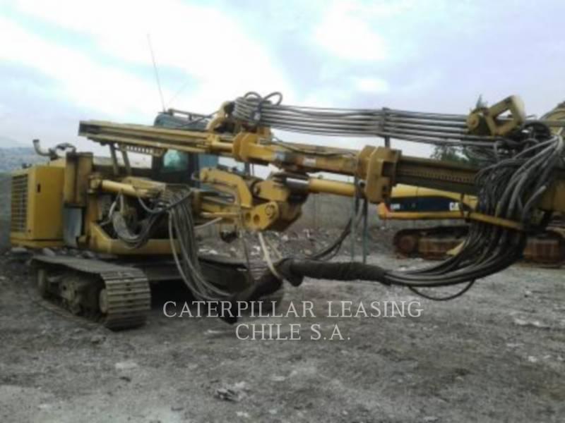 CATERPILLAR HYDRAULIC TRACK DRILLS MD5050T equipment  photo 1