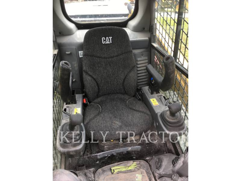 CATERPILLAR PALE CINGOLATE MULTI TERRAIN 259 D equipment  photo 12