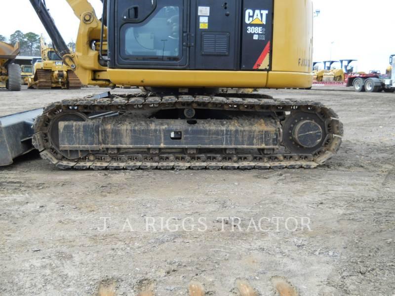 CATERPILLAR TRACK EXCAVATORS 308E equipment  photo 18