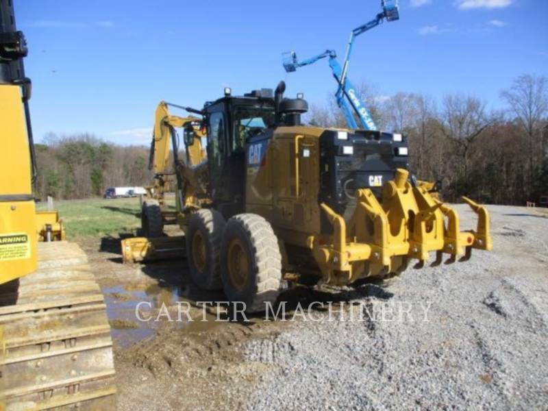 CATERPILLAR RÓWNIARKI SAMOBIEŻNE 140M3 RIP equipment  photo 2
