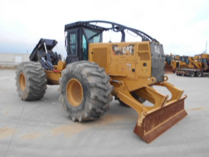 CATERPILLAR FORESTAL - ARRASTRADOR DE TRONCOS 555D equipment  photo 3
