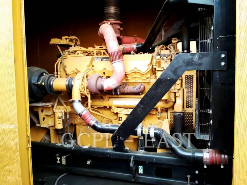 CATERPILLAR ステーショナリ - ディーゼル (OBS) 1010 KVA equipment  photo 3