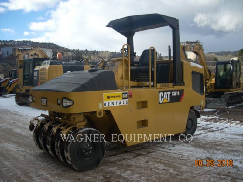 CATERPILLAR COMPACTEURS CW14 equipment  photo 2
