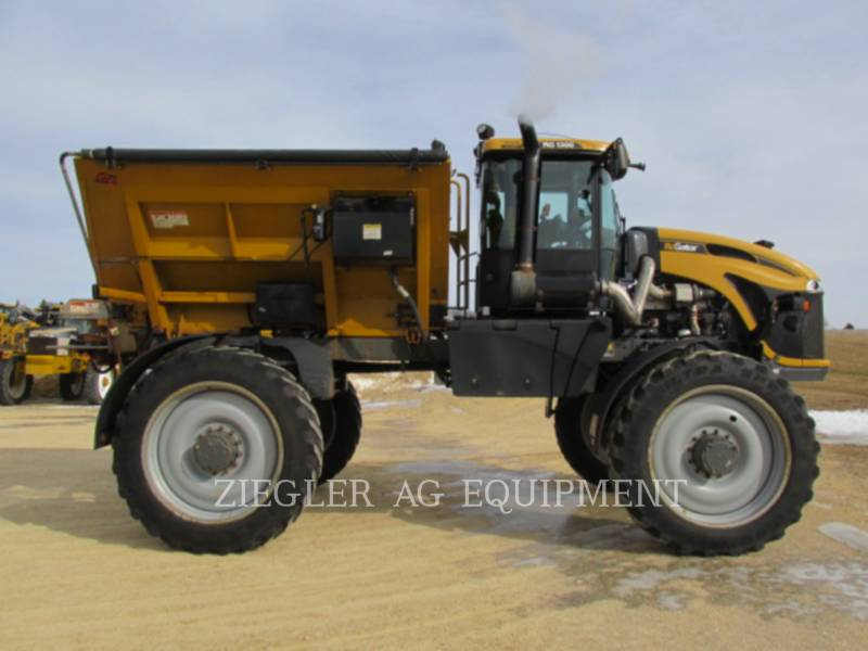 AG-CHEM Flotadores RG1300 equipment  photo 4