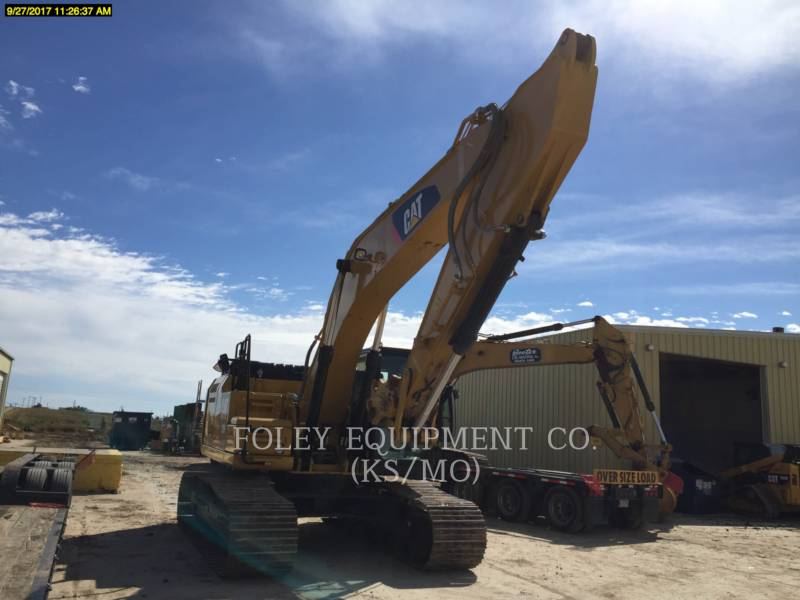 CATERPILLAR EXCAVADORAS DE CADENAS 329FL10 equipment  photo 2