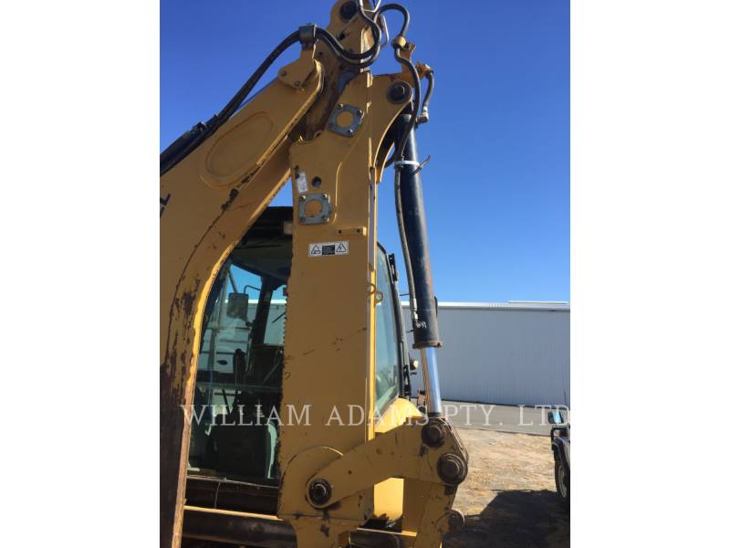CATERPILLAR BACKHOE LOADERS 428E equipment  photo 7