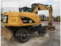 CATERPILLAR PELLES SUR PNEUS M316D equipment  photo 2