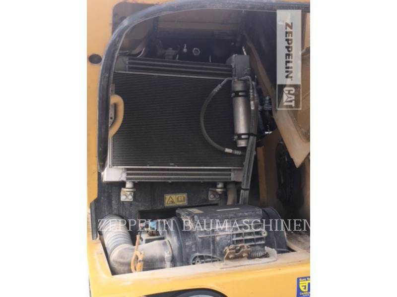CATERPILLAR PELLES SUR PNEUS M316D equipment  photo 17