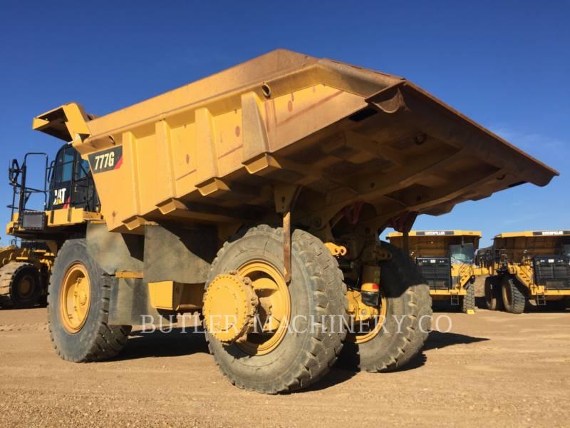 CATERPILLAR 非公路用卡车 777G equipment  photo 3