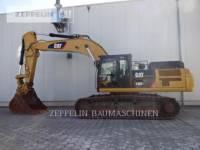 CATERPILLAR ESCAVATORI CINGOLATI 336D2L equipment  photo 6