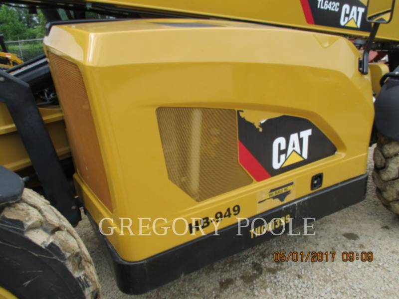 CATERPILLAR TELESKOPSTAPLER TL642C equipment  photo 7