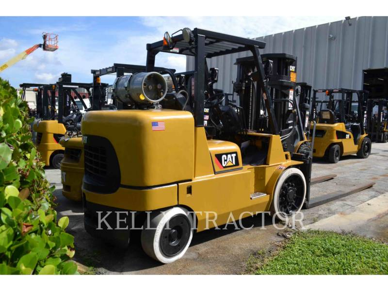 CATERPILLAR LIFT TRUCKS フォークリフト GC70K equipment  photo 4