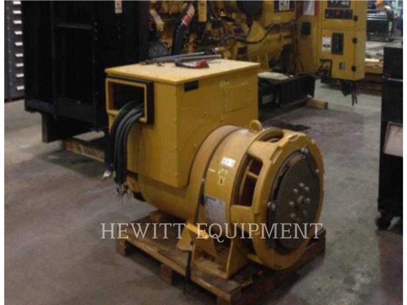 CATERPILLAR COMPONENTES DE SISTEMAS LC7 455KW PRIME 480 VOLTS equipment  photo 1