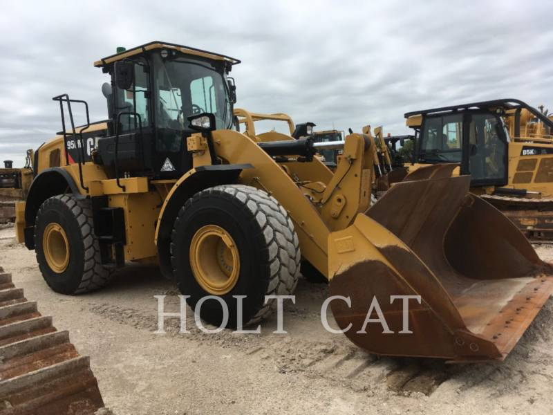 CATERPILLAR 轮式装载机/多功能装载机 950M equipment  photo 1