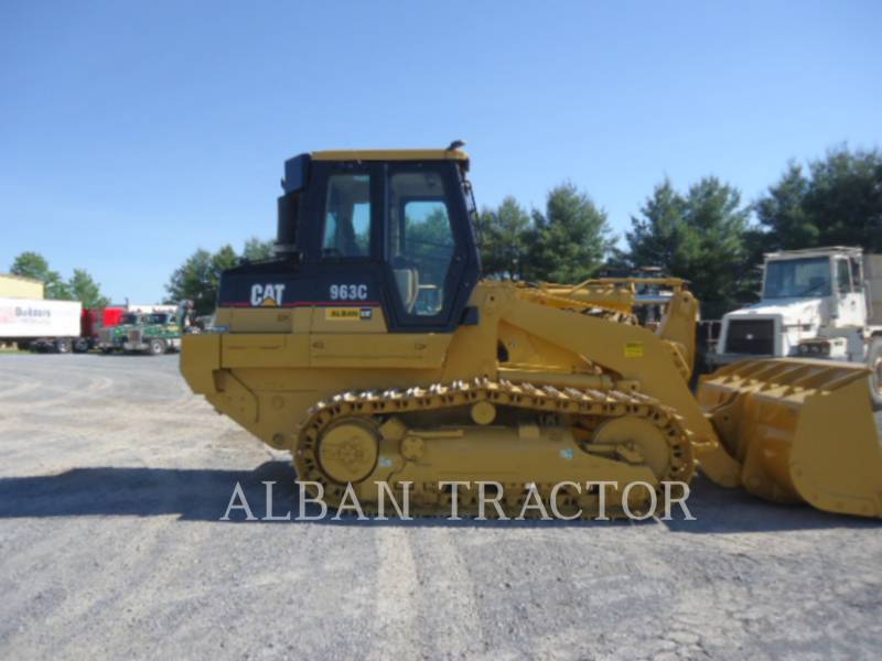 CATERPILLAR CHARGEURS SUR CHAINES 963C CAB equipment  photo 7