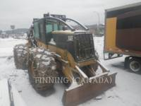 Equipment photo Caterpillar 535B SILVICULTURĂ – EXCAVATOR FORESTIER 1