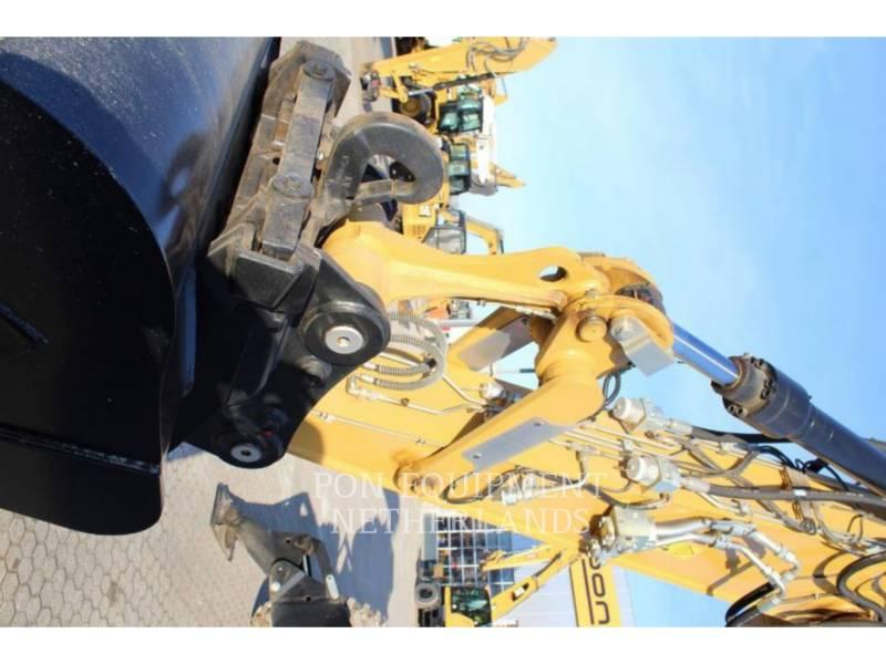 Caterpillar EXCAVATOARE PE ROŢI M313D equipment  photo 21