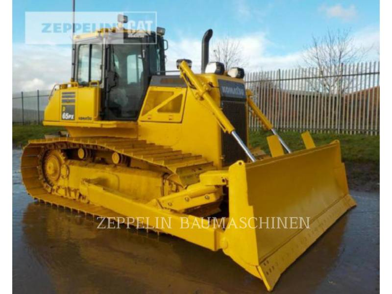 KOMATSU LTD. TRACK TYPE TRACTORS D65PX equipment  photo 2